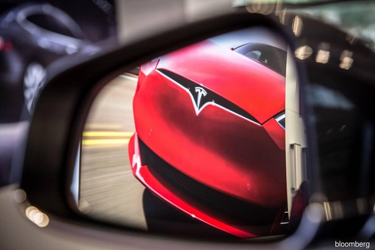 Tesla correlation to big tech breaks down. Blame Bitcoin