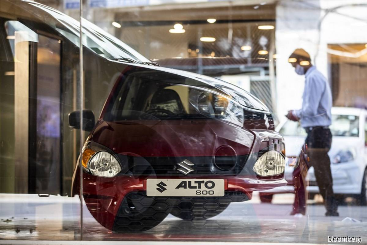 Chip crisis to prevent double-digit growth at top India carmaker