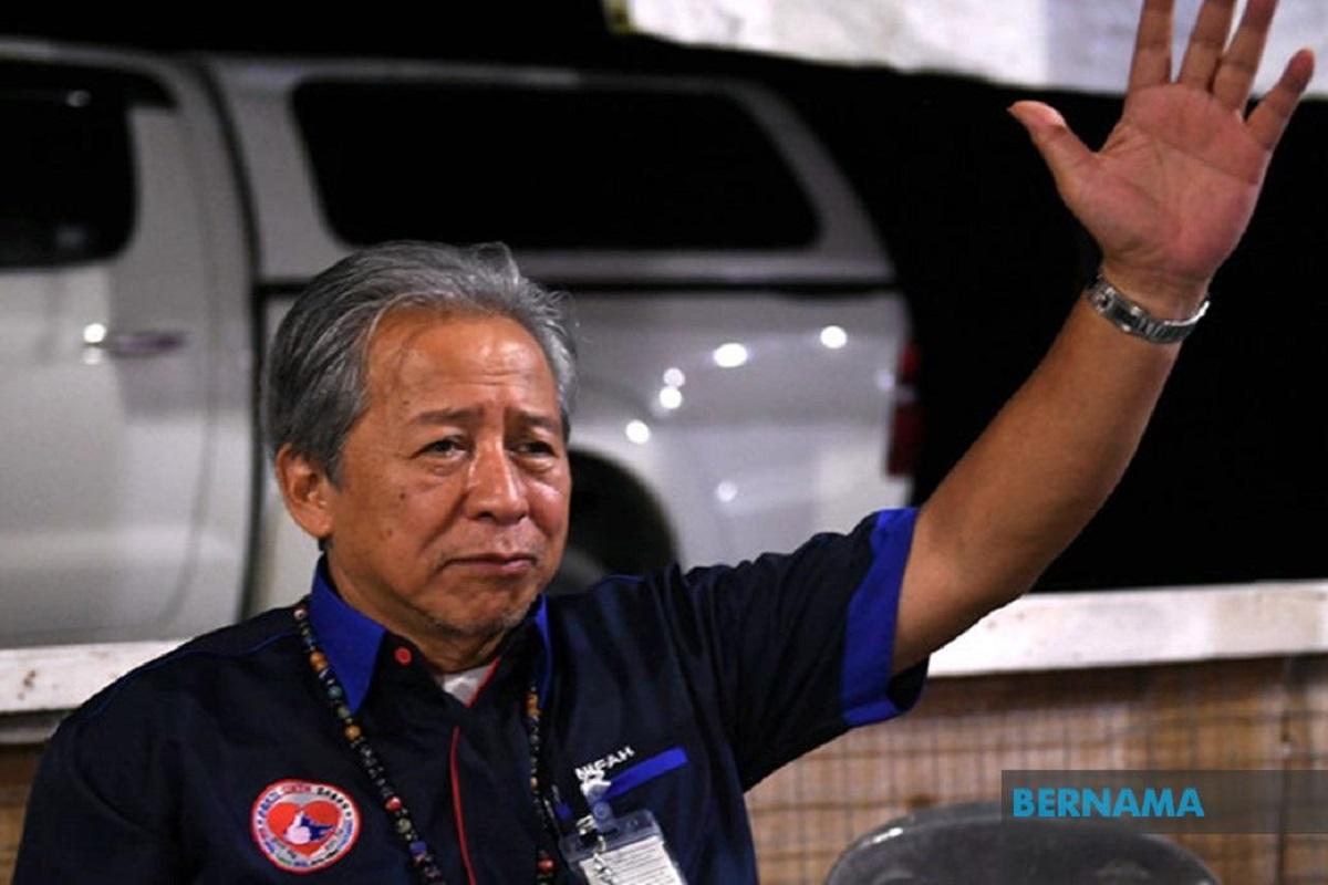 Dark horse Parti Cinta Sabah going full tilt in state polls