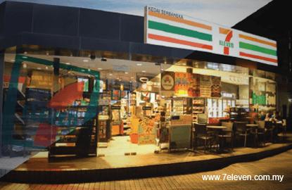 7-Eleven增长取决于新店