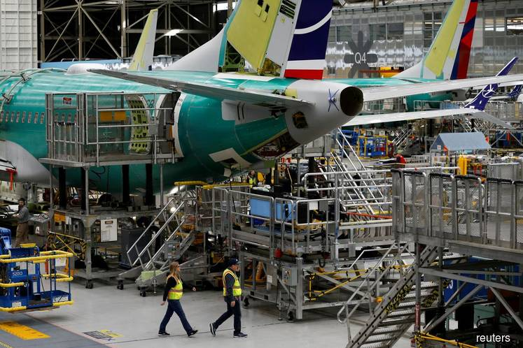 Fitch says 737 Max grounding to hurt Asian airline industry more in 2Q