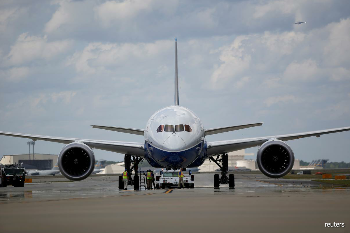 "The Federal Aviation Administration (FAA) said Tuesday it ""is investigating manufacturing flaws affecting certain Boeing 787 jetliners. The agency continues to engage with Boeing."" (Photo by Reuters)"