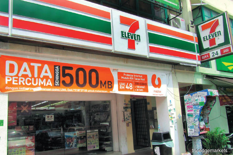 7-Eleven 1H results below expectations
