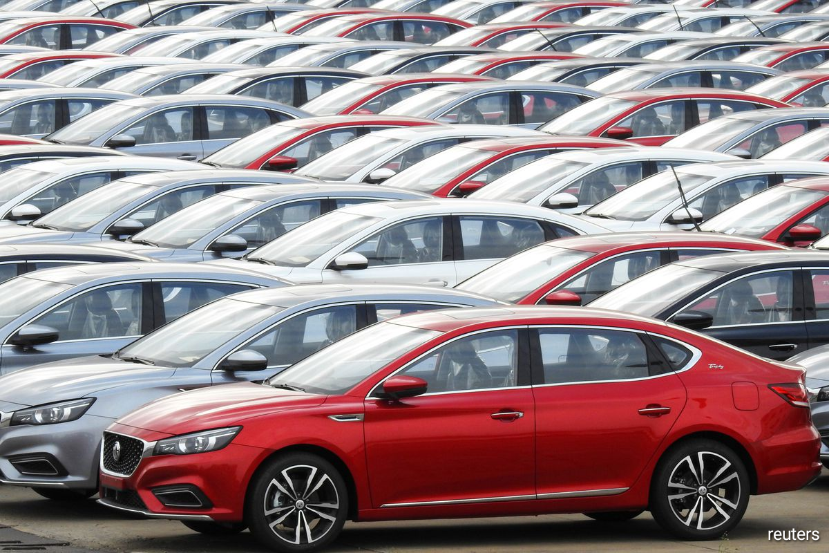 China vehicle sales slid 18% in August — industry body