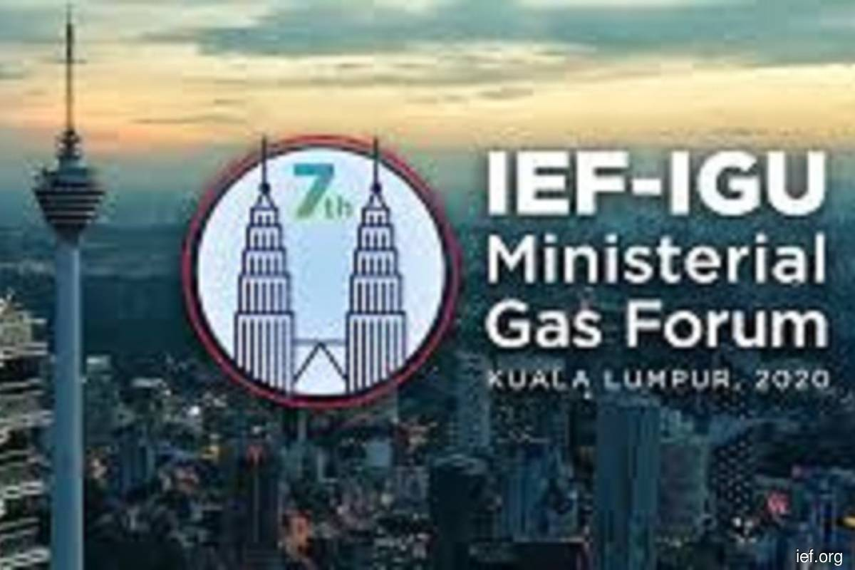 Malaysia to host 7th IEF-IGU Ministerial Gas Forum on Thursday
