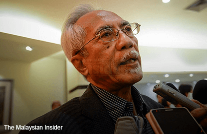 Saving Umno a monumental task for Annuar Musa, Ahmad Maslan, says Kadir Jasin