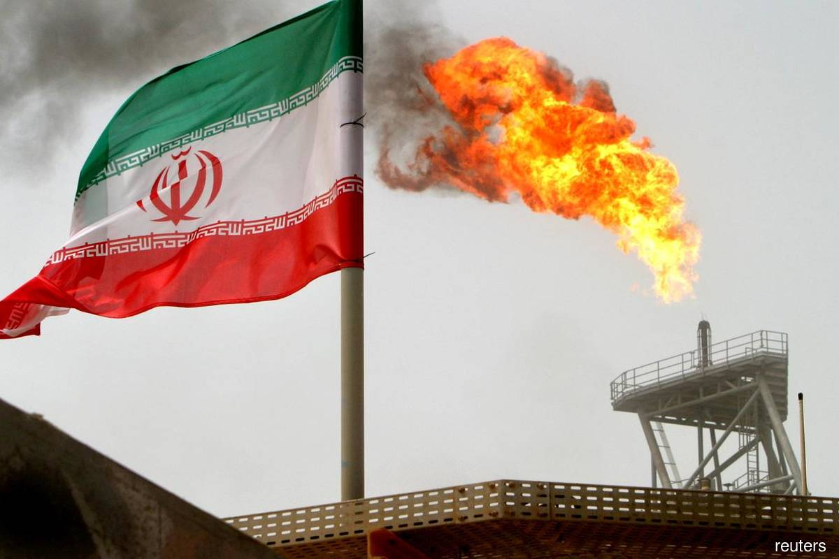US blacklists companies for helping facilitate Iran's exports of petroleum, petrochemicals