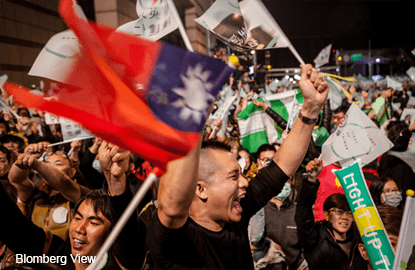 A new dawn for Taiwan and China