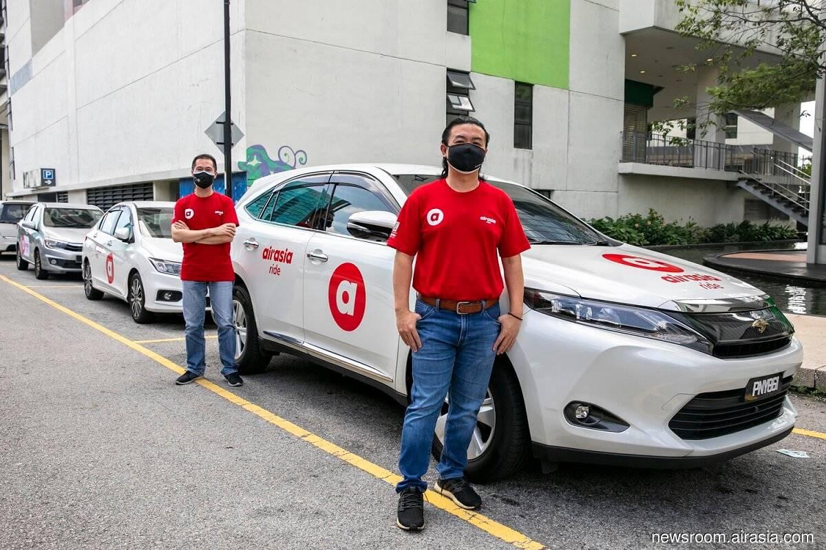 AirAsia launches AirAsia Ride e-hailing service under its super app