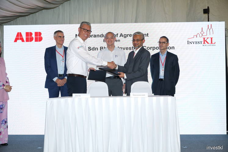 ABB Group opens regional robotics Digital Operations Centre in Malaysia