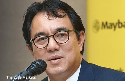 Maybank keen to grow portfolio