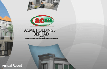 Acme focuses on plastic division as property biz slows