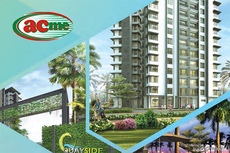 Acme to raise fresh funds for development project in Penang