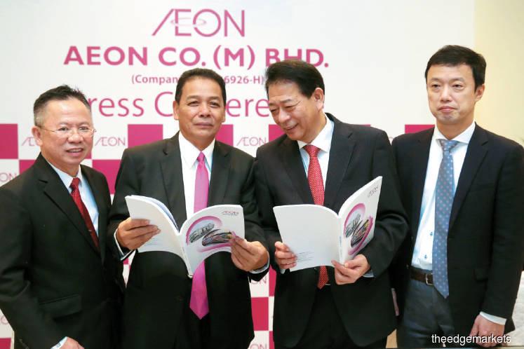 AEON still a 'buy' despite tough retail landscape