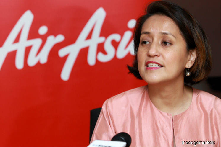 AirAsia in Silicon Valley foray to find 'best startups in the travel industry' — Aireen Omar