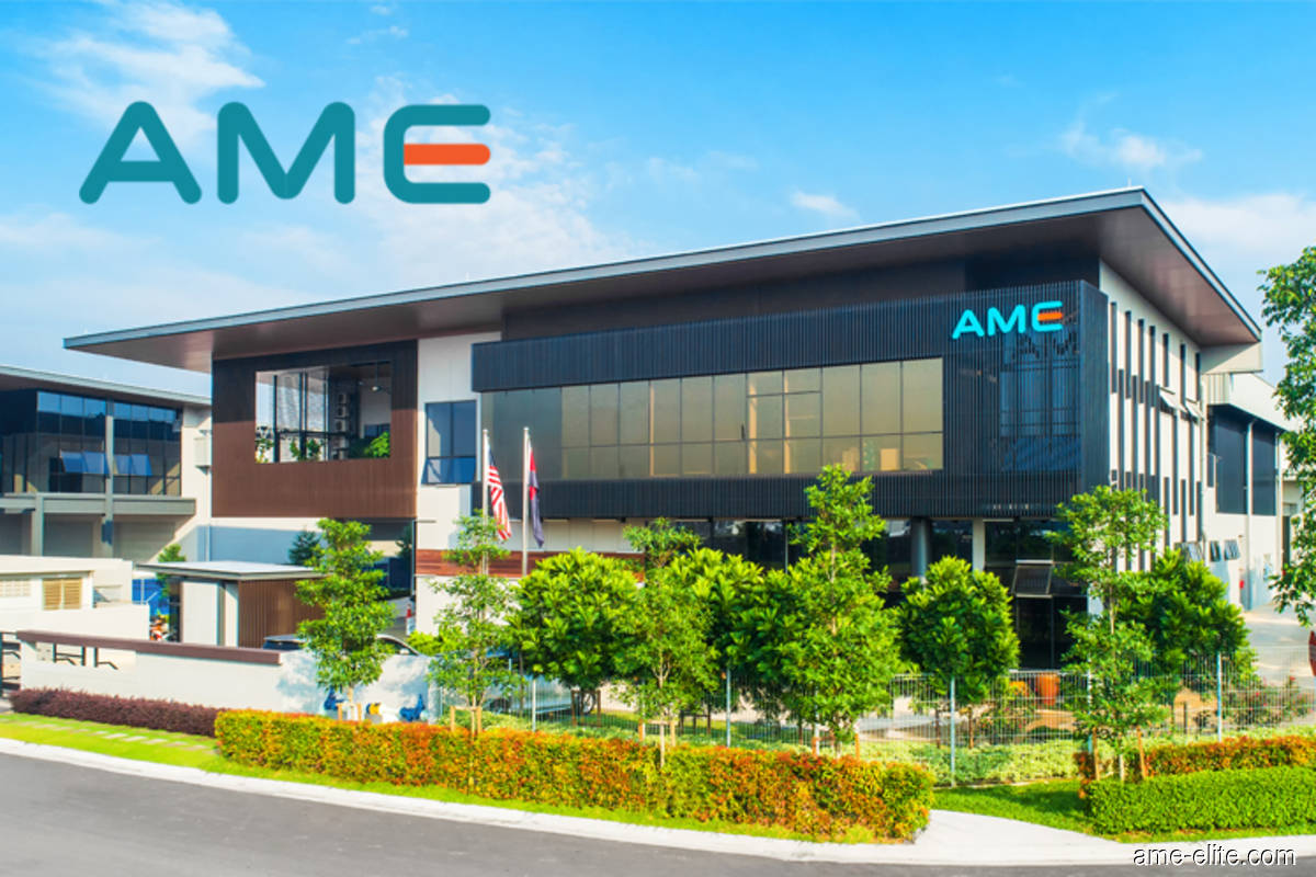AME Elite stands to benefit from the potential inflows of FDI, says Kenanga