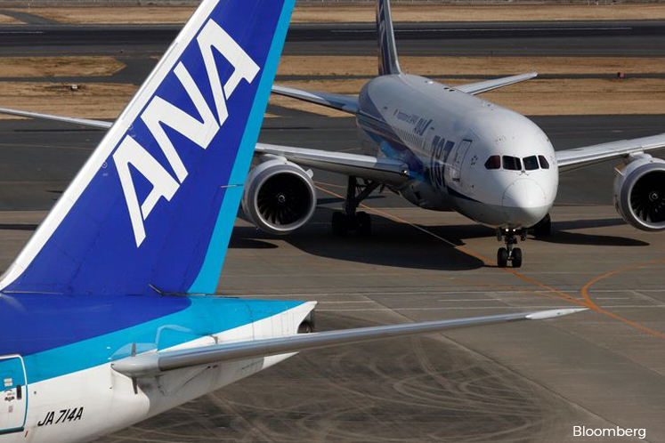 ANA forecasts profit to exceed slumping Japan rival JAL's