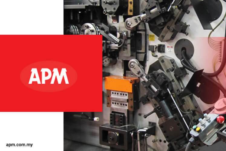 APM Automotive 1Q profit rises nearly 13% on better sales