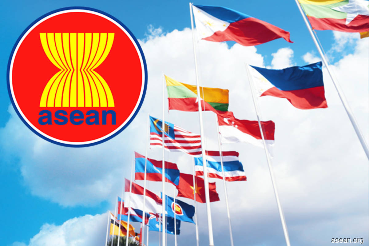 ASEAN's 54th AMM: S Korean foreign minister calls for strong global solidarity in fight against Covid-19