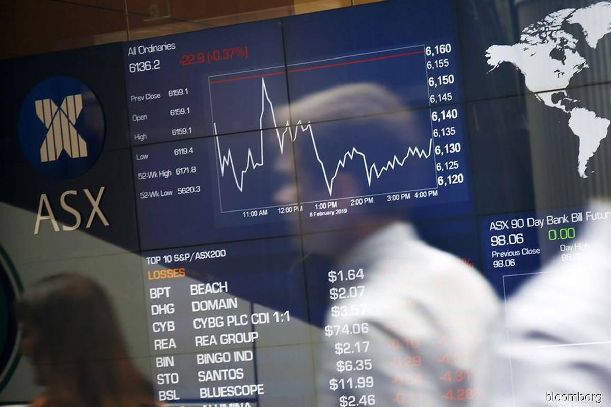 Asian stocks set for mixed start; US shares rise
