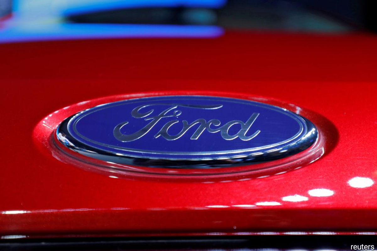 Ford to invest around US$300m to build electric car parts at UK plant