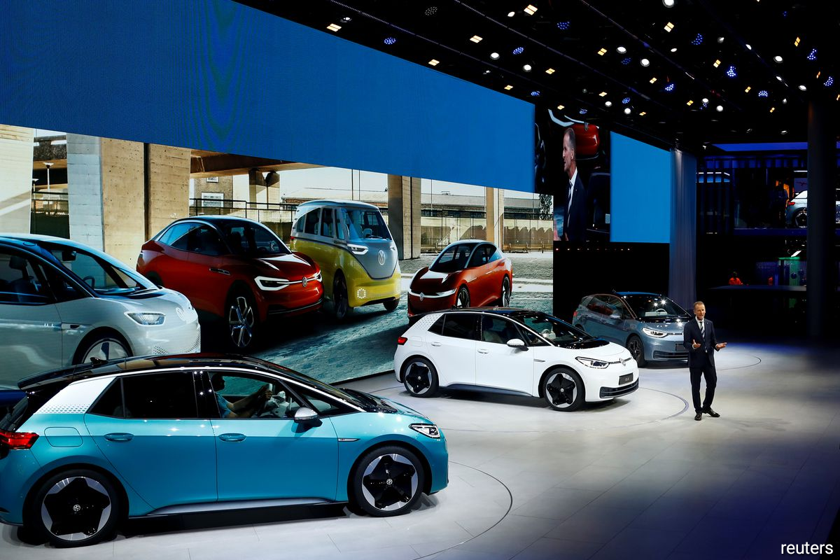 By the end of the year, Volkswagen wants to sell between 80,000 and 100,000 of its all-electric ID series in China. In the first half, deliveries of battery electric vehicles (BEV) in China stood at 18,285.
