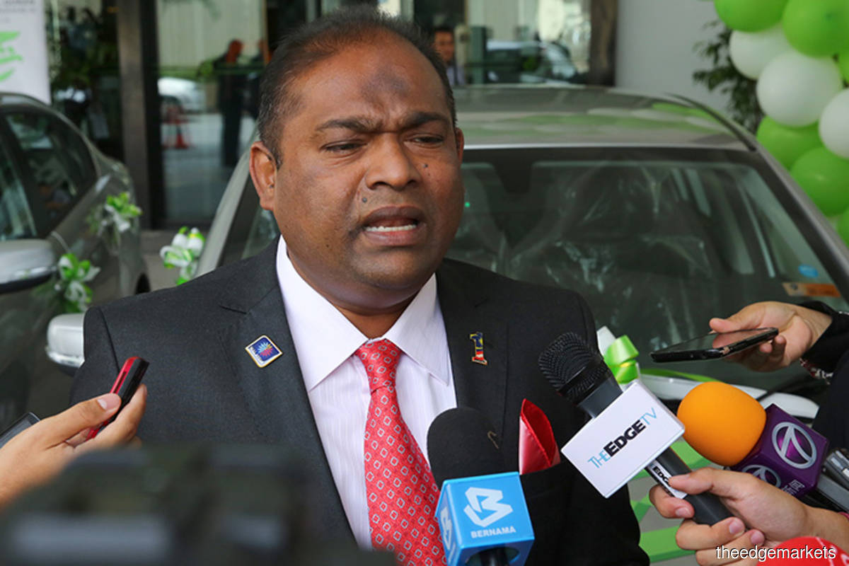 Parliament: Baling MP defends himself over TH issue