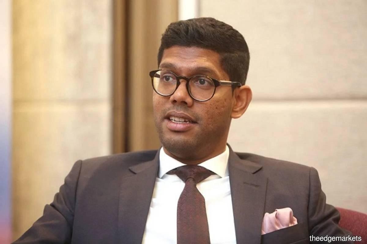 Abdul Jalil Abdul Rasheed (Photo by Sam Fong/The Edge filepix)