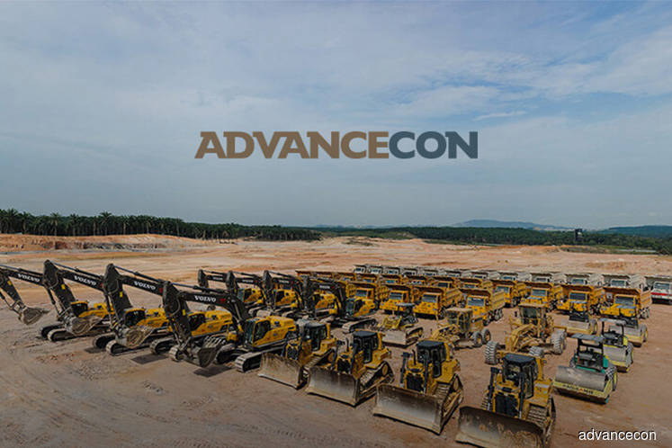 Advancecon rises 1.12% on bagging jobs worth RM50.49m