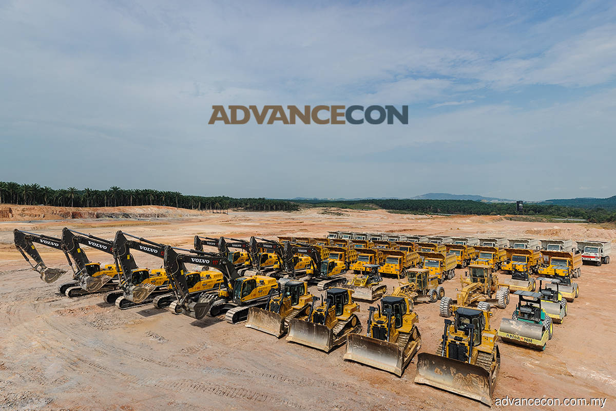 Advancecon bags RM19.85m earthworks contract for Sime Darby Property's Bandar Bukit Raja 2 project
