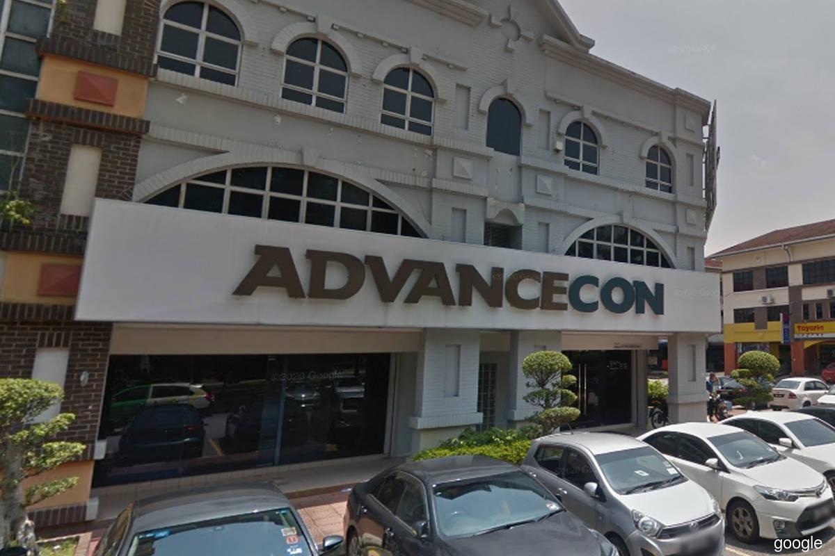 Advancecon's 30%-owned associate bags RM153.5m earthworks project in Bintulu, Sarawak
