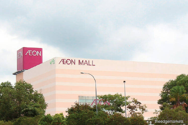 Aeon Co 2Q net profit doubles but expects softer 2H