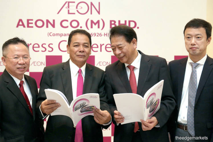 AEON plans RM500m capex, ready-to-eat expansion