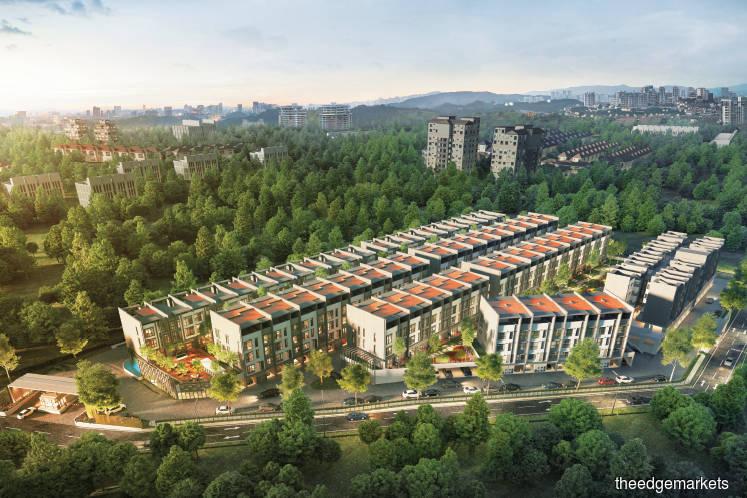 Affiniti Residences built for generational living