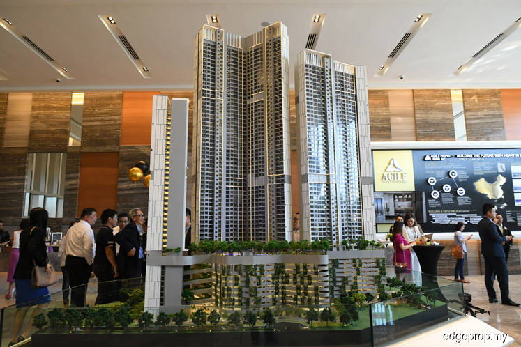 Agile aims to launch RM12.6 bil projects in Malaysia over next three years