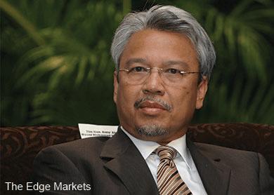 Ahmad-Husni_second-finance-minister-theedgemarkets