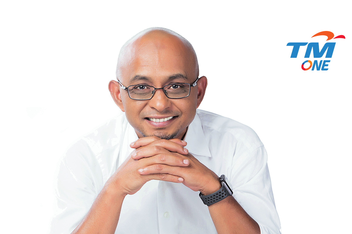 Ahmad Taufek Omar, TM ONE Executive Vice President & Chief Executive Officer