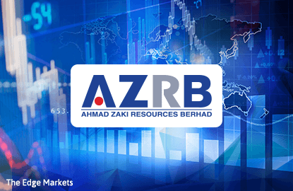 Stock With Momentum: Ahmad Zaki Resources