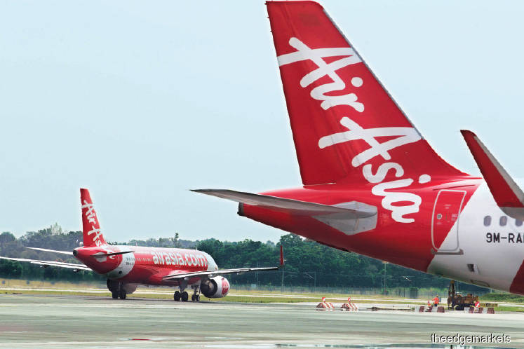 AirAsia biggest beneficiary of air traffic rights granted by Mavcom last year