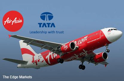Tata Sons ups AirAsia India stake