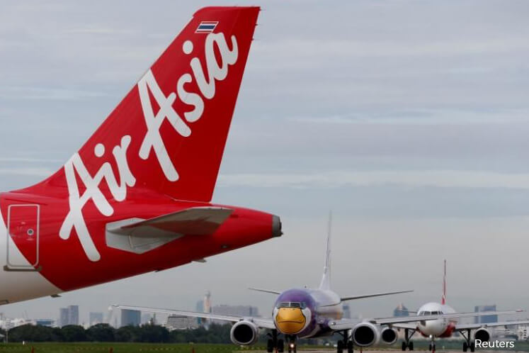 Immediate support for AirAsia at RM3.20, says AllianceDBS Research