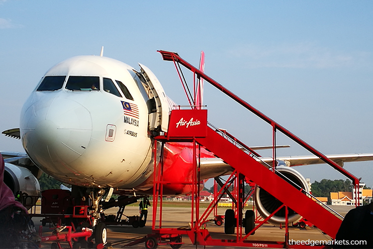 AirAsia's cash can last for five months, need another RM1b in 2020 — CGS-CIMB Research