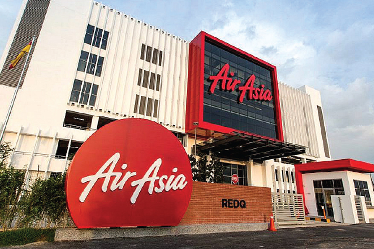 AirAsia will also soon commence the roll-out of biometric facial recognition technology across key ports, launching in Malaysia's klia2 in April as it continues to develop new products and services to make flying more hygienic and seamless. (Photo by The Edge)