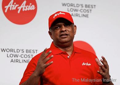 AirAsia - CEO Fernandes