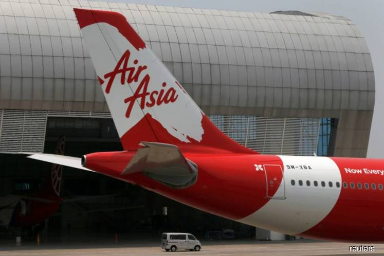 AirAsia X's lower 1Q passenger load in Malaysia mitigated by Thai ops