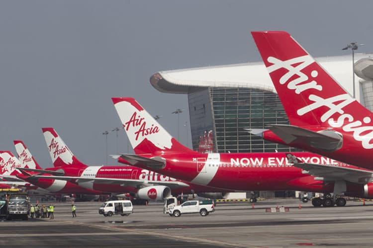 Highest growth in profit after tax over three years: CONSUMER PRODUCTS & SERVICES: AirAsia Group Bhd - Fights hard for better earnings and lower costs