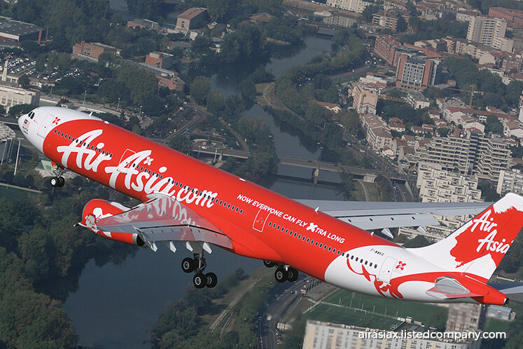 AirAsia X up on higher passenger count