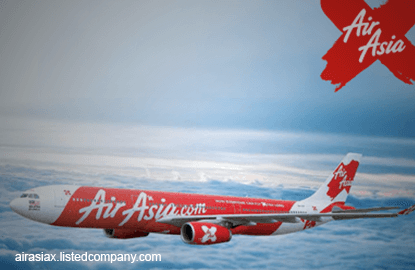 AirAsia X passenger load factor rises in 1QFY16