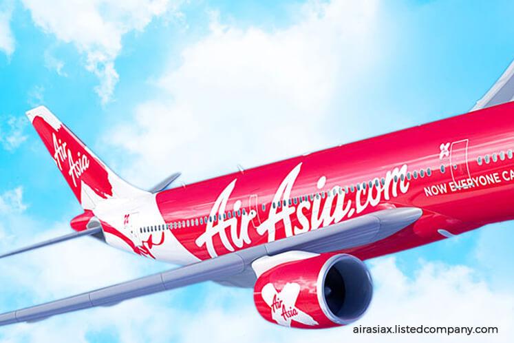 AirAsia flies 9% more passengers in 1Q