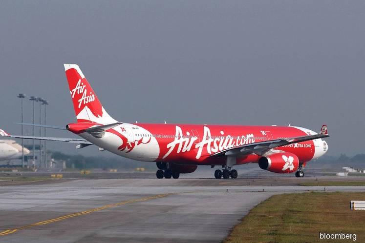 亚航长程:大马第三季乘客流量增23%